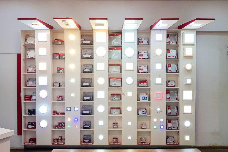 Customised Lighting Solutions